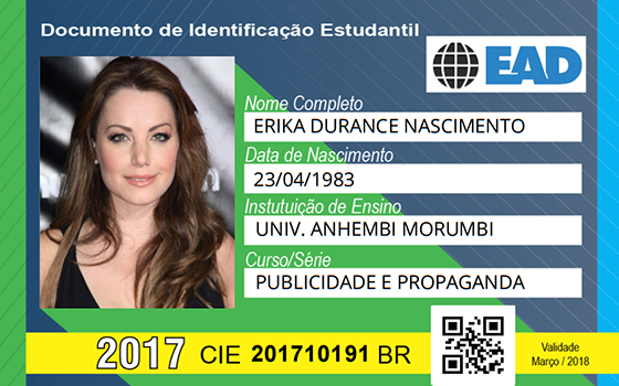 Documento do Estudante - Documento do Estudante